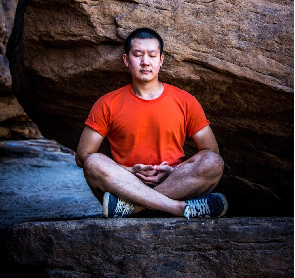 meditation thoughts and concentration