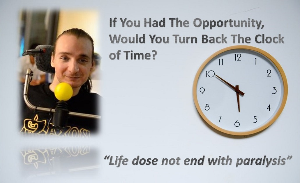 What if I could turn back the clock of time